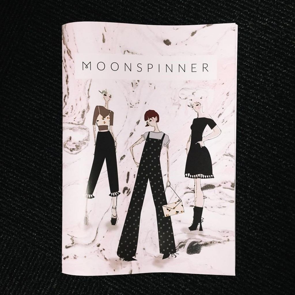 My first year Lookbook for my brand Moonspinner Its takenhellip